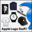 Apple Logo Merchandise